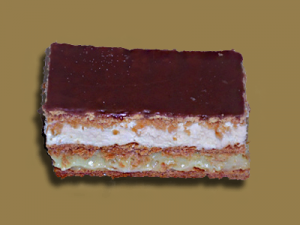 Custard & Cream Slice