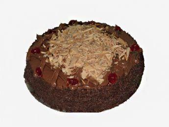 <p>Chocolate Birthday Cake</p>